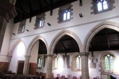 St Mary's Clerestory Windows North Aisle